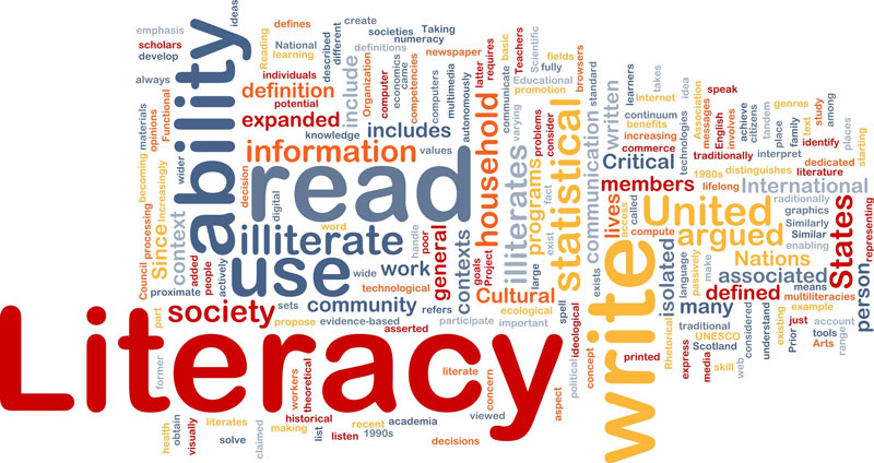 illiterate essay Model cause, effect, and solution research essay prompt: what are some causes and effects of illiteracy title: understanding and solving the problem of illiteracy.
